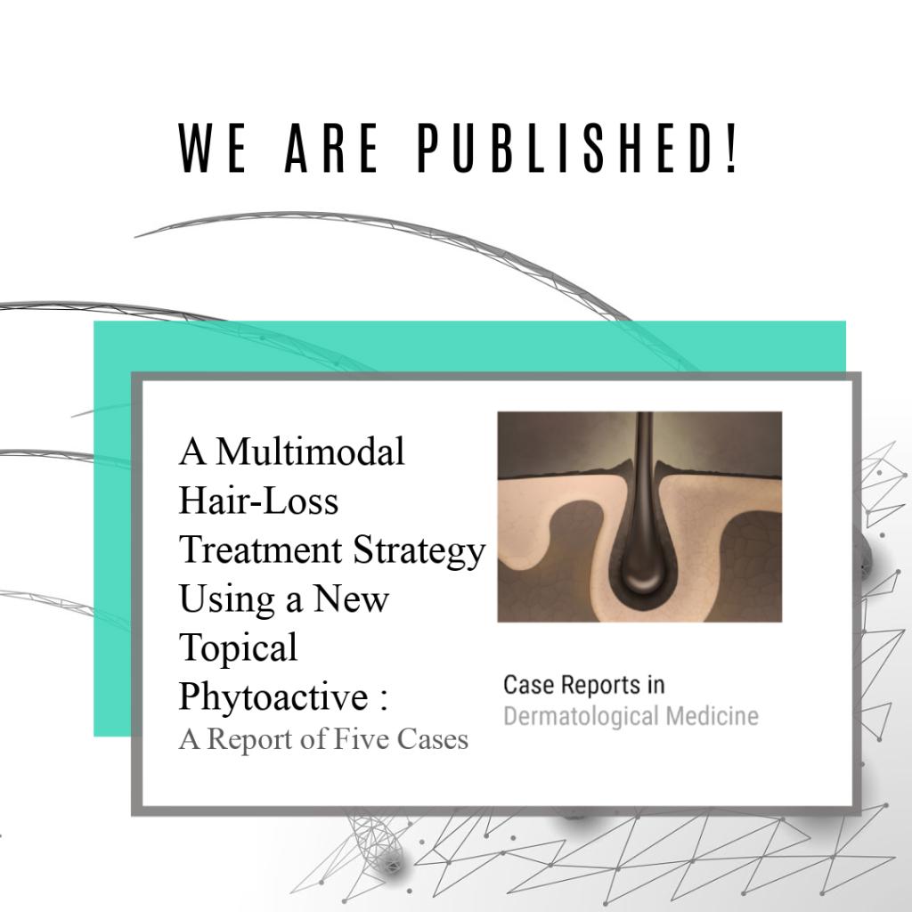 Gashee published - Case Studies in Dermatological Medicine